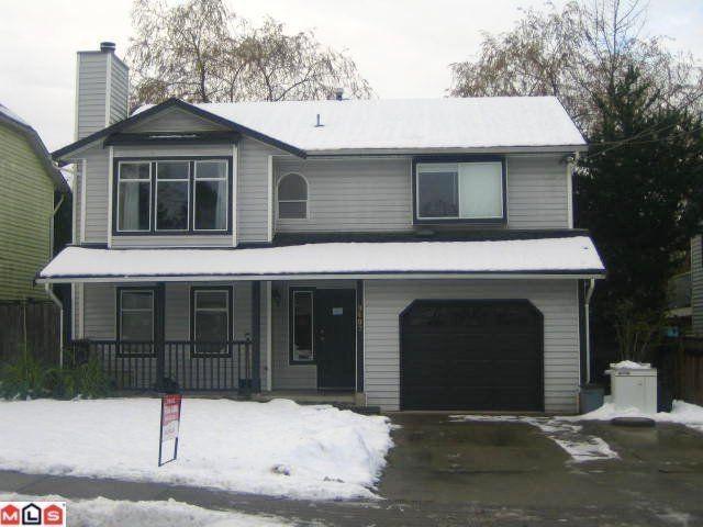 "Main Photo: 9407 210TH Street in Langley: Walnut Grove House for sale in ""WALNUT GROVE"" : MLS®# F1028383"