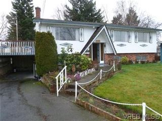 Photo 1: 2025 Linda Place in SIDNEY: SI Sidney North-East Residential for sale (Sidney)  : MLS®# 304671
