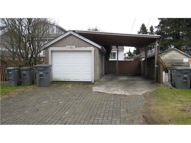 Photo 17: Photos: 35 W 41ST AV in Vancouver: Cambie House for sale (Vancouver West)  : MLS®# V1051400