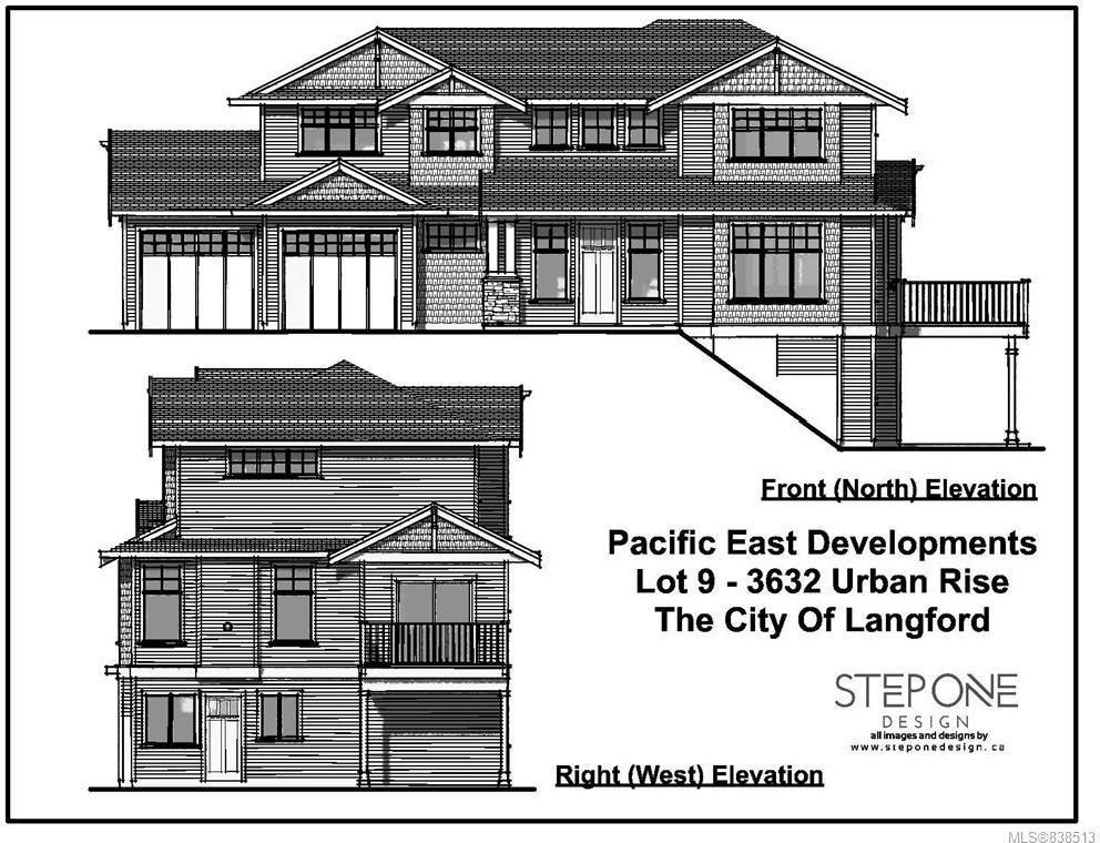 Main Photo: 3632 Urban Rise in Langford: La Olympic View House for sale : MLS®# 838513