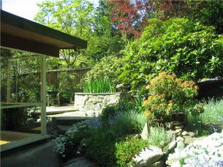 Photo 4: 4620 CHERBOURG DR in West Vancouver: Caulfeild House for sale : MLS®# V895343