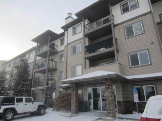 Photo 1: 122 1180 hyndman Road in Edmonton: Zone 35 Condo for sale : MLS®# E4227594