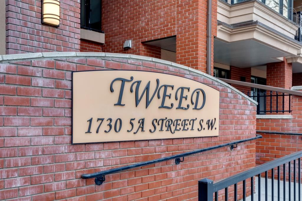 Photo 27: Photos: 105 1730 5A Street SW in Calgary: Cliff Bungalow Apartment for sale : MLS®# A1075033