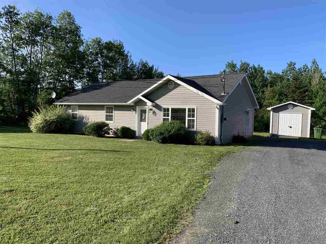 Main Photo: 191 Truro Road in Westville Road: 108-Rural Pictou County Residential for sale (Northern Region)  : MLS®# 202013227