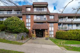 Photo 1: 314 331 KNOX Street in New Westminster: Sapperton Condo for sale : MLS®# R2548099