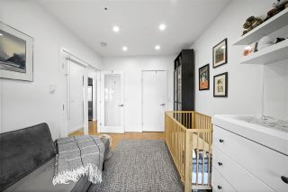 """Photo 21: 306 2216 W 3RD Avenue in Vancouver: Kitsilano Condo for sale in """"Radcliffe Point"""" (Vancouver West)  : MLS®# R2554629"""