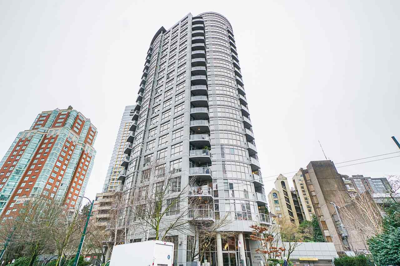 Main Photo: 801 1050 SMITHE STREET in Vancouver: West End VW Condo for sale (Vancouver West)  : MLS®# R2527414