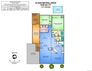 Photo 35: 47 6325 Metral Dr in : Na Pleasant Valley Manufactured Home for sale (Nanaimo)  : MLS®# 882196