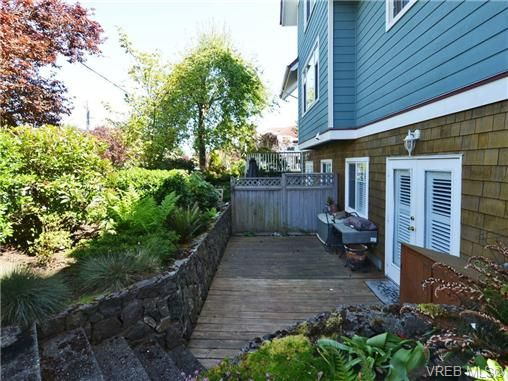 Photo 14: Photos: 2 225 Vancouver St in VICTORIA: Vi Fairfield West Row/Townhouse for sale (Victoria)  : MLS®# 699891
