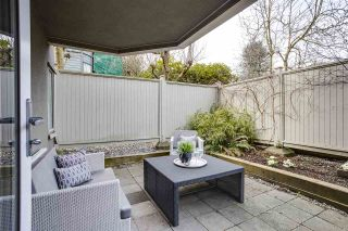 "Photo 9: 109 2238 ETON Street in Vancouver: Hastings Condo for sale in ""Eton Heights"" (Vancouver East)  : MLS®# R2539306"