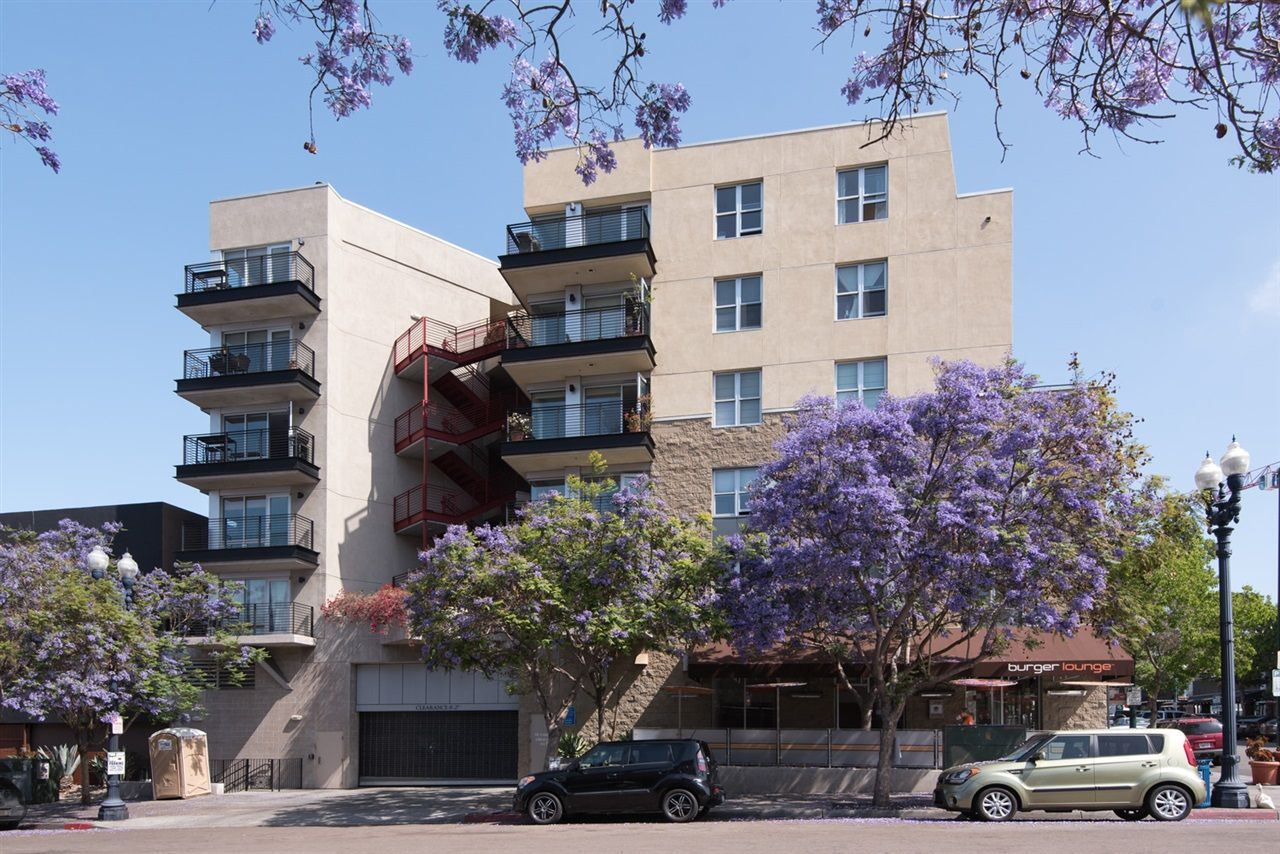 Main Photo: DOWNTOWN Condo for sale : 1 bedrooms : 1608 India St. #208 in San Diego