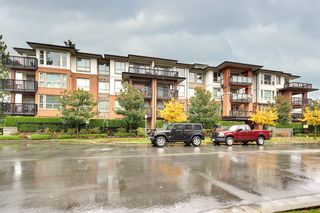Photo 1: 205 1153 KENSAL PLACE in Coquitlam: New Horizons Condo for sale : MLS®# R2309910