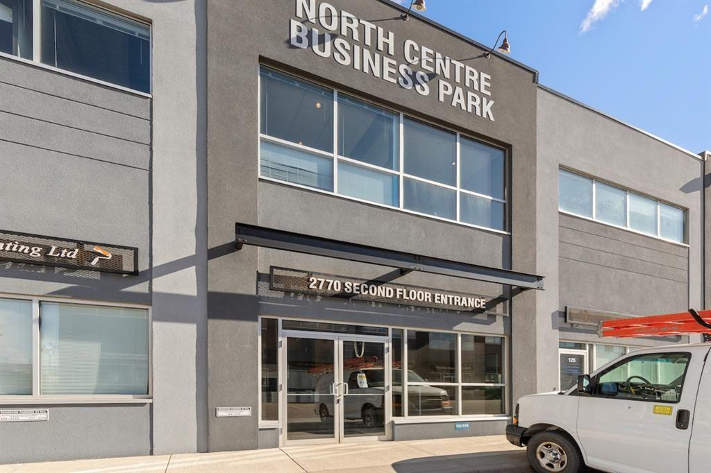 Main Photo: 233 2770 3 Avenue NE in Calgary: Meridian Office for lease : MLS®# A1073466
