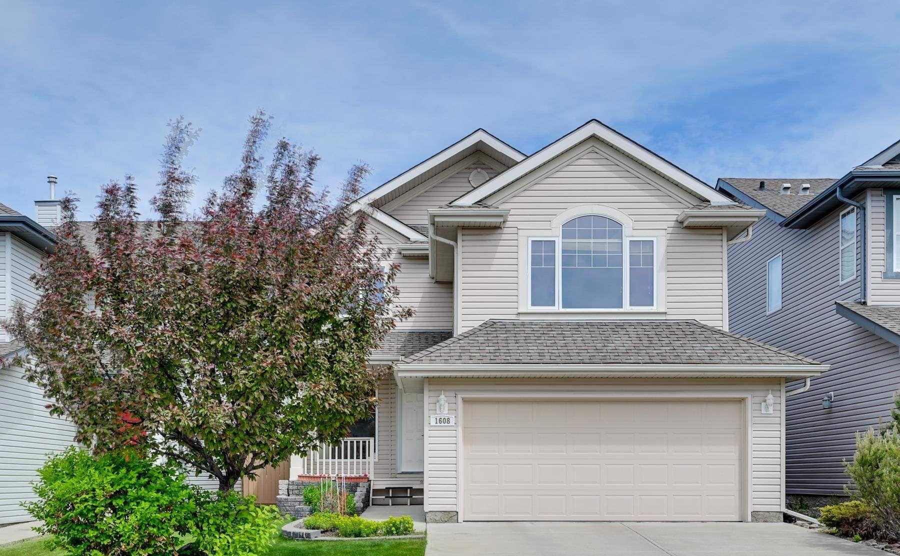 Main Photo: 1608 HODGSON Court in Edmonton: Zone 14 House for sale : MLS®# E4247502