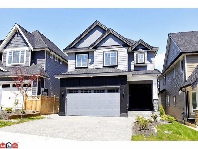 Photo 1: Photos: 21175 77a ave in Langley: Willoughby Heights House for sale : MLS®# F1212680