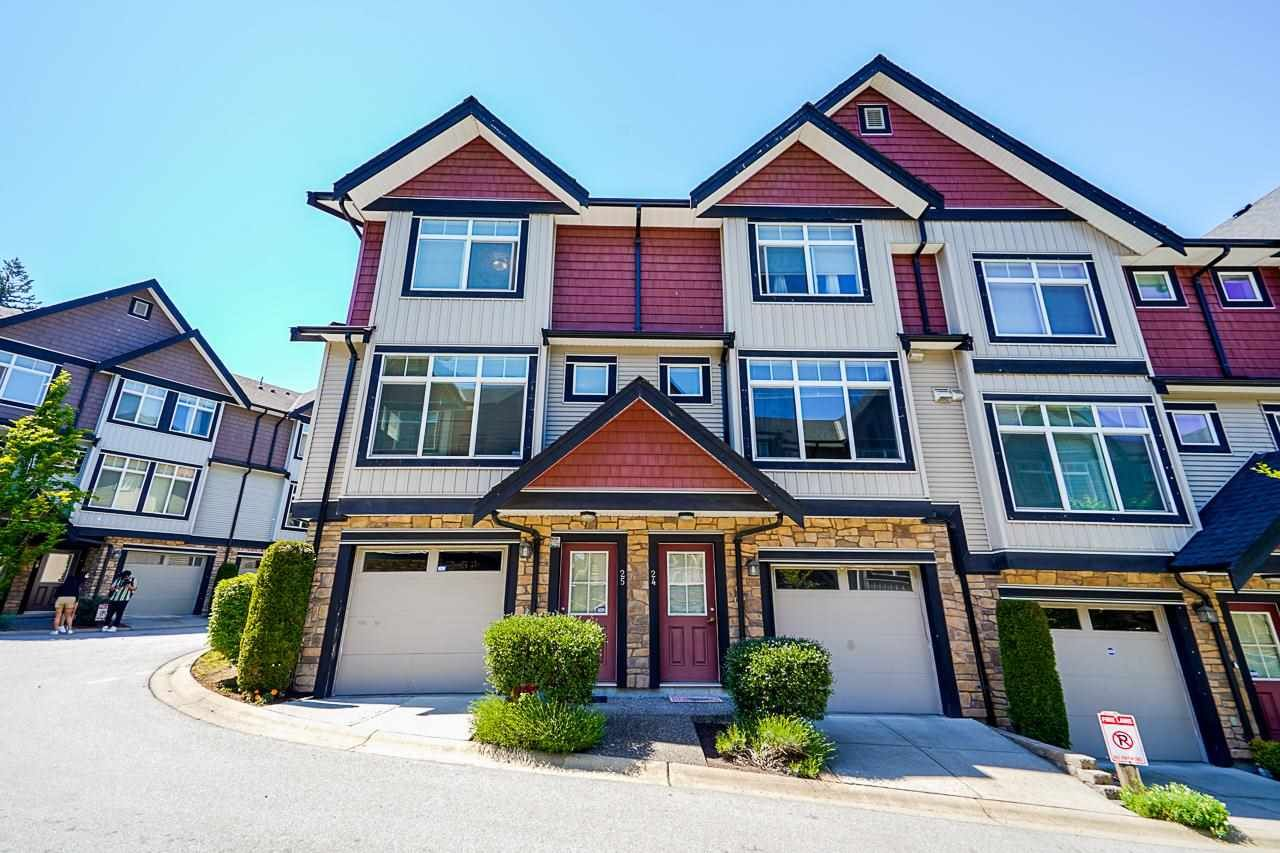 """Main Photo: 25 6299 144 Street in Surrey: Sullivan Station Townhouse for sale in """"ALTURA"""" : MLS®# R2583442"""