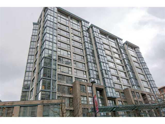 Main Photo: 301 1177 PACIFIC BOULEVARD in : Yaletown Condo for sale : MLS®# V1054200