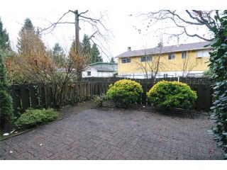 "Photo 14: 11771 DARBY Street in Maple Ridge: West Central Townhouse for sale in ""HOLLY MANOR"" : MLS®# V1038088"