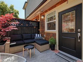 Photo 18: 2 1146 Richardson St in VICTORIA: Vi Fairfield West Condo for sale (Victoria)  : MLS®# 817792
