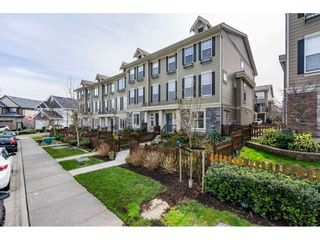 """Photo 1: 21154 80A Avenue in Langley: Willoughby Heights Condo for sale in """"Yorkville"""" : MLS®# R2552209"""