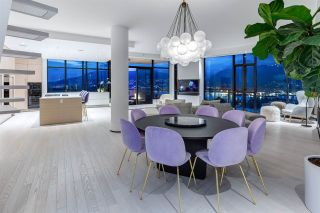 """Photo 8: 3801 1211 MELVILLE Street in Vancouver: Coal Harbour Condo for sale in """"The Ritz"""" (Vancouver West)  : MLS®# R2487231"""