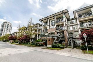 """Photo 1: 210 4768 BRENTWOOD Drive in Burnaby: Brentwood Park Condo for sale in """"THE HARRIS AT BRENTWOOD GATE"""" (Burnaby North)  : MLS®# R2365222"""