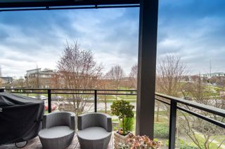 Photo 30: 201 220 SALTER Street in New Westminster: Queensborough Condo for sale : MLS®# R2557447