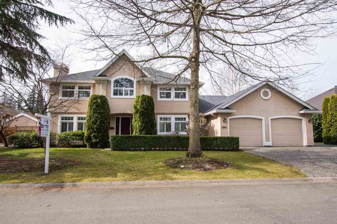 """Main Photo: 2293 140 Street in Surrey: Elgin Chantrell House for sale in """"Chantrell Park Estates"""" (South Surrey White Rock)  : MLS®# R2577845"""