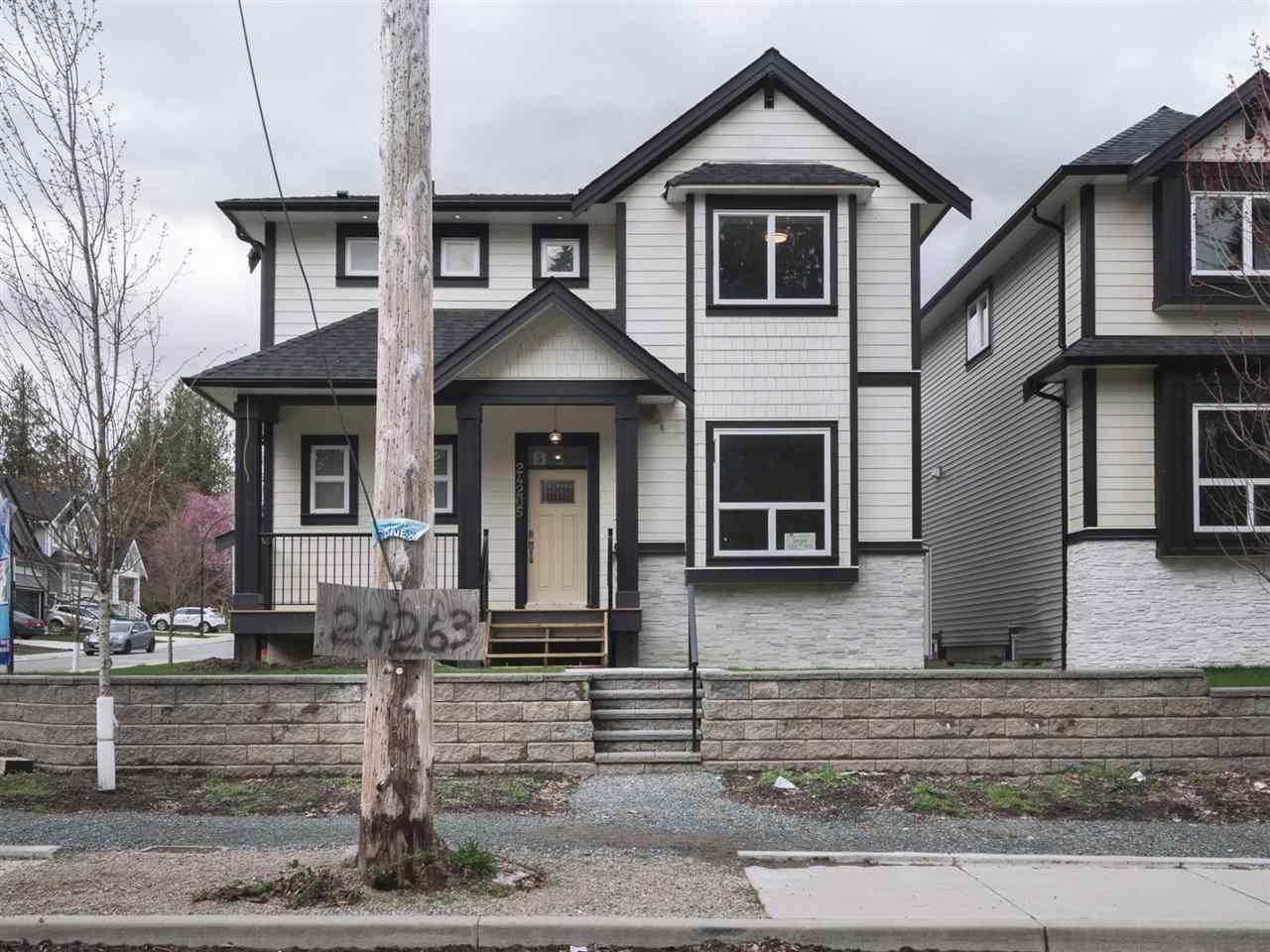 Main Photo: 24265 112 Avenue in Maple Ridge: Cottonwood MR House for sale : MLS®# R2253407