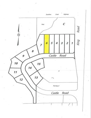 "Main Photo: LOT 6 CASTLE Road in Gibsons: Gibsons & Area Land for sale in ""KING & CASTLE"" (Sunshine Coast)  : MLS®# R2422368"