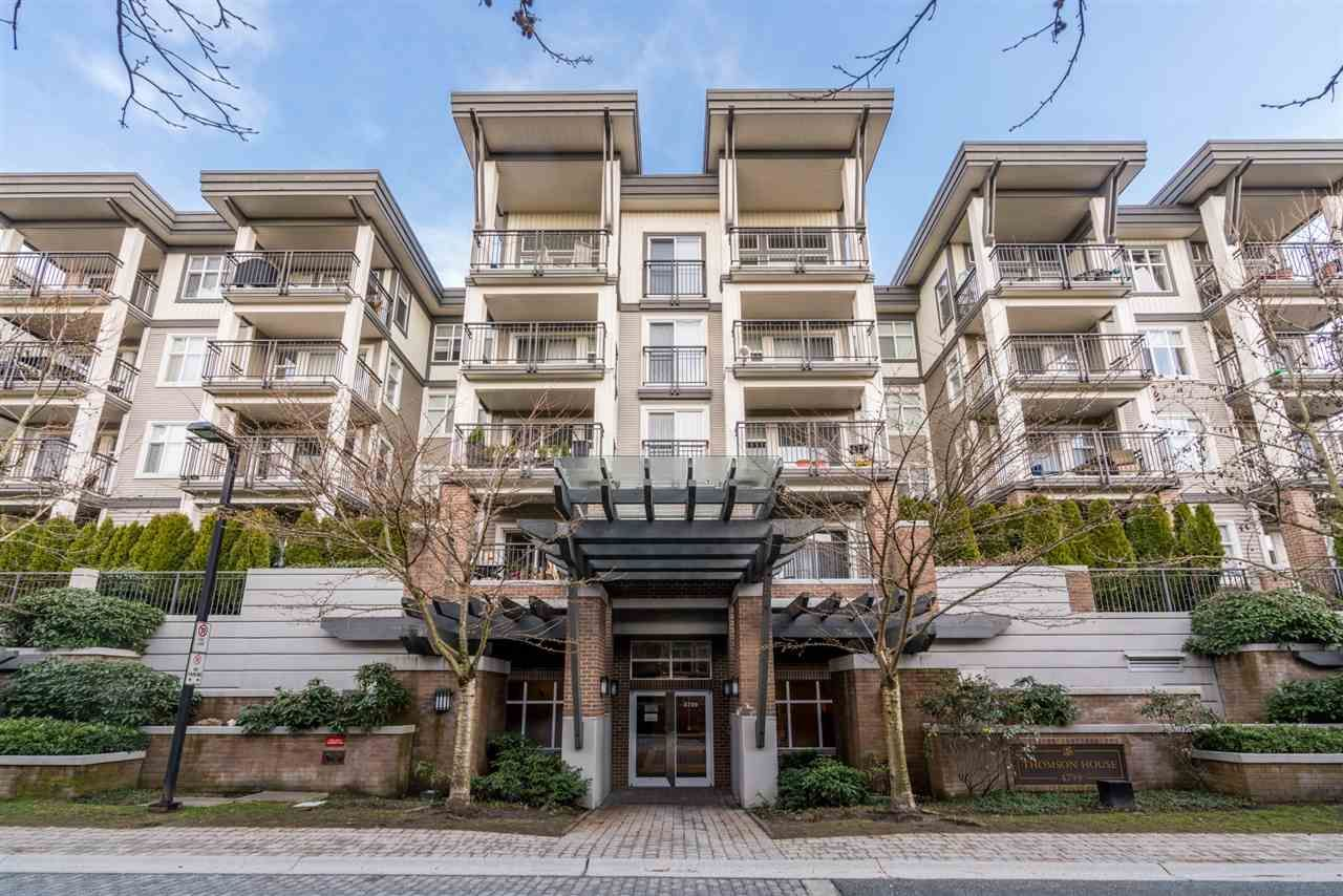 "Main Photo: 408 4799 BRENTWOOD Drive in Burnaby: Brentwood Park Condo for sale in ""BRENTWOOD GATE- THOMPSON HOUSE"" (Burnaby North)  : MLS®# R2251921"