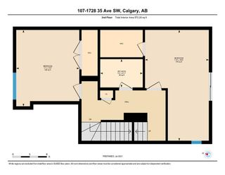 Photo 35: 107 1728 35 Avenue SW in Calgary: Altadore Row/Townhouse for sale : MLS®# A1130612