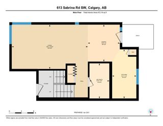 Photo 3: 613-615 Sabrina Road SW in Calgary: Southwood Duplex for sale : MLS®# A1096064