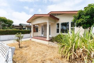 Photo 3: NORMAL HEIGHTS House for sale : 2 bedrooms : 4340 Bancroft in San Diego