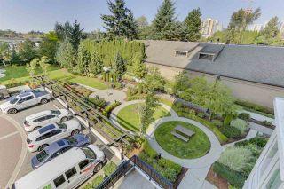 Photo 14: 507 575 DELESTRE Avenue in Coquitlam: Coquitlam West Condo for sale : MLS®# R2504581