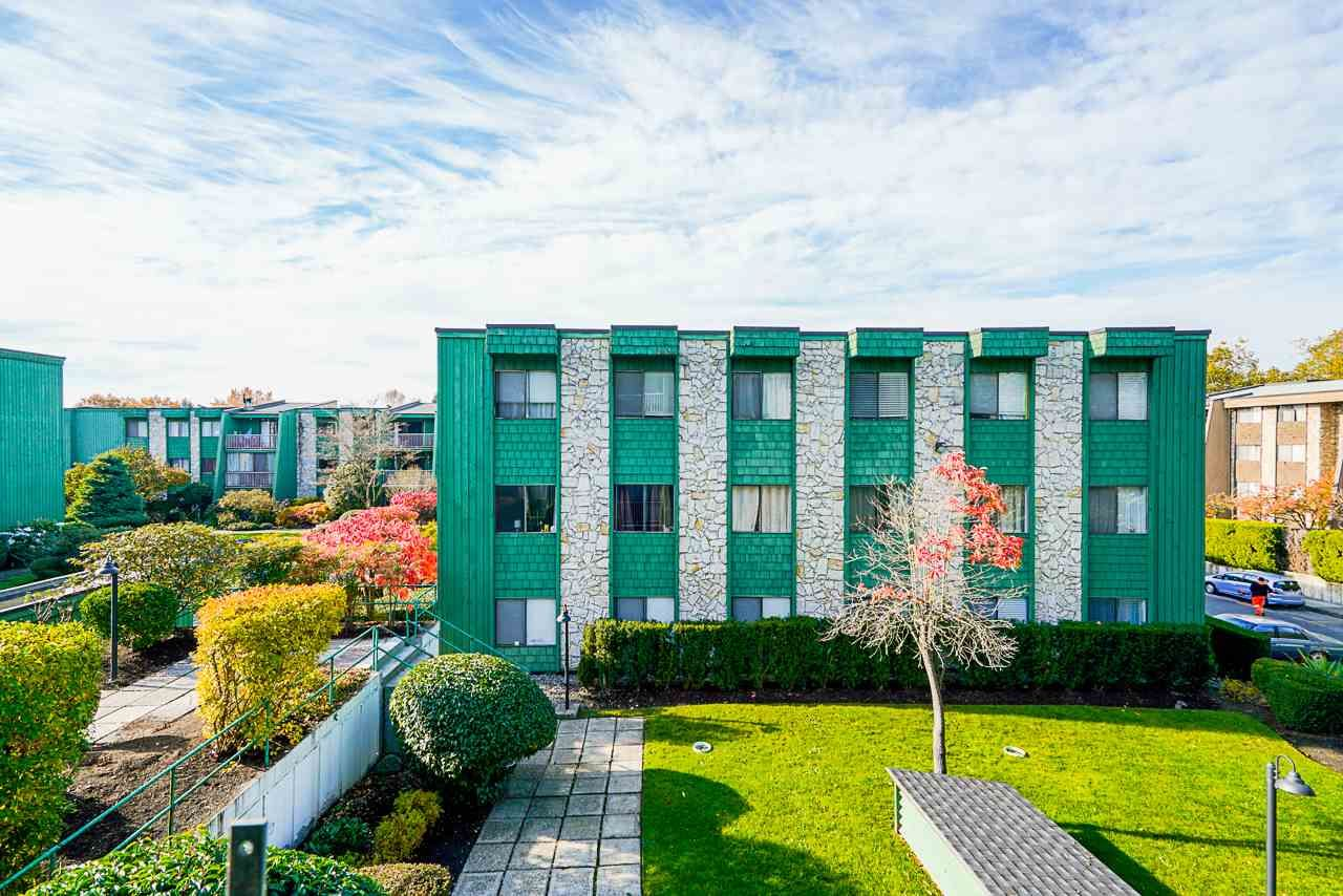 """Main Photo: 207 3901 CARRIGAN Court in Burnaby: Government Road Condo for sale in """"Lougheed Estates II"""" (Burnaby North)  : MLS®# R2515286"""