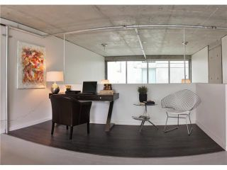 """Photo 9: 203 1540 W 2ND Avenue in Vancouver: False Creek Condo for sale in """"WATERFALL BUILDING"""" (Vancouver West)  : MLS®# V954778"""