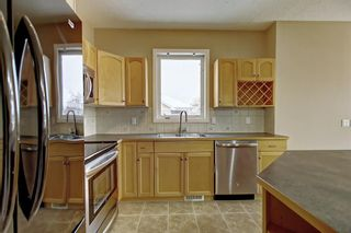 Photo 5: 91 Evercreek Bluffs Place SW in Calgary: Evergreen Semi Detached for sale : MLS®# A1075009