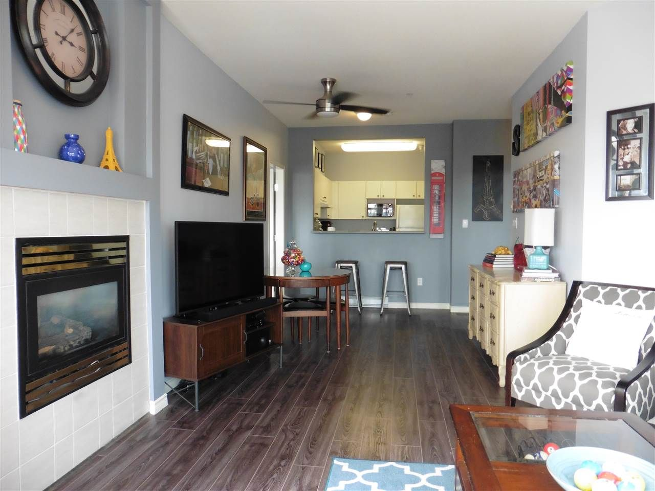 """Photo 5: Photos: 307 580 TWELFTH Street in New Westminster: Uptown NW Condo for sale in """"THE REGENCY"""" : MLS®# R2193816"""