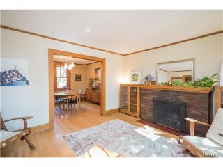 Photo 2: 476 Dominion Street in Winnipeg: Wolseley Residential for sale (5B)  : MLS®# 1713523