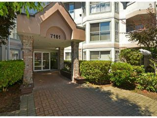 """Photo 14: 217 7161 121ST Street in Surrey: West Newton Condo for sale in """"The Highlands"""" : MLS®# F1418736"""