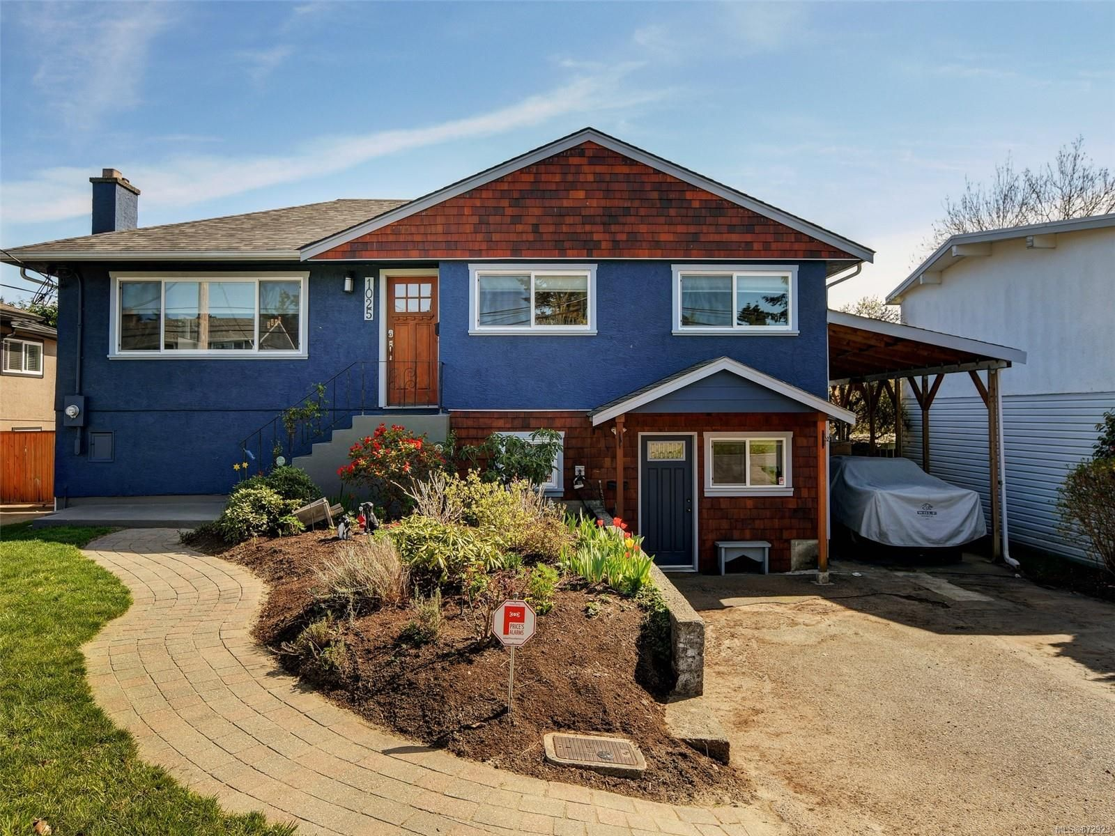 Main Photo: 1025 Nicholson St in : SE Lake Hill House for sale (Saanich East)  : MLS®# 872923