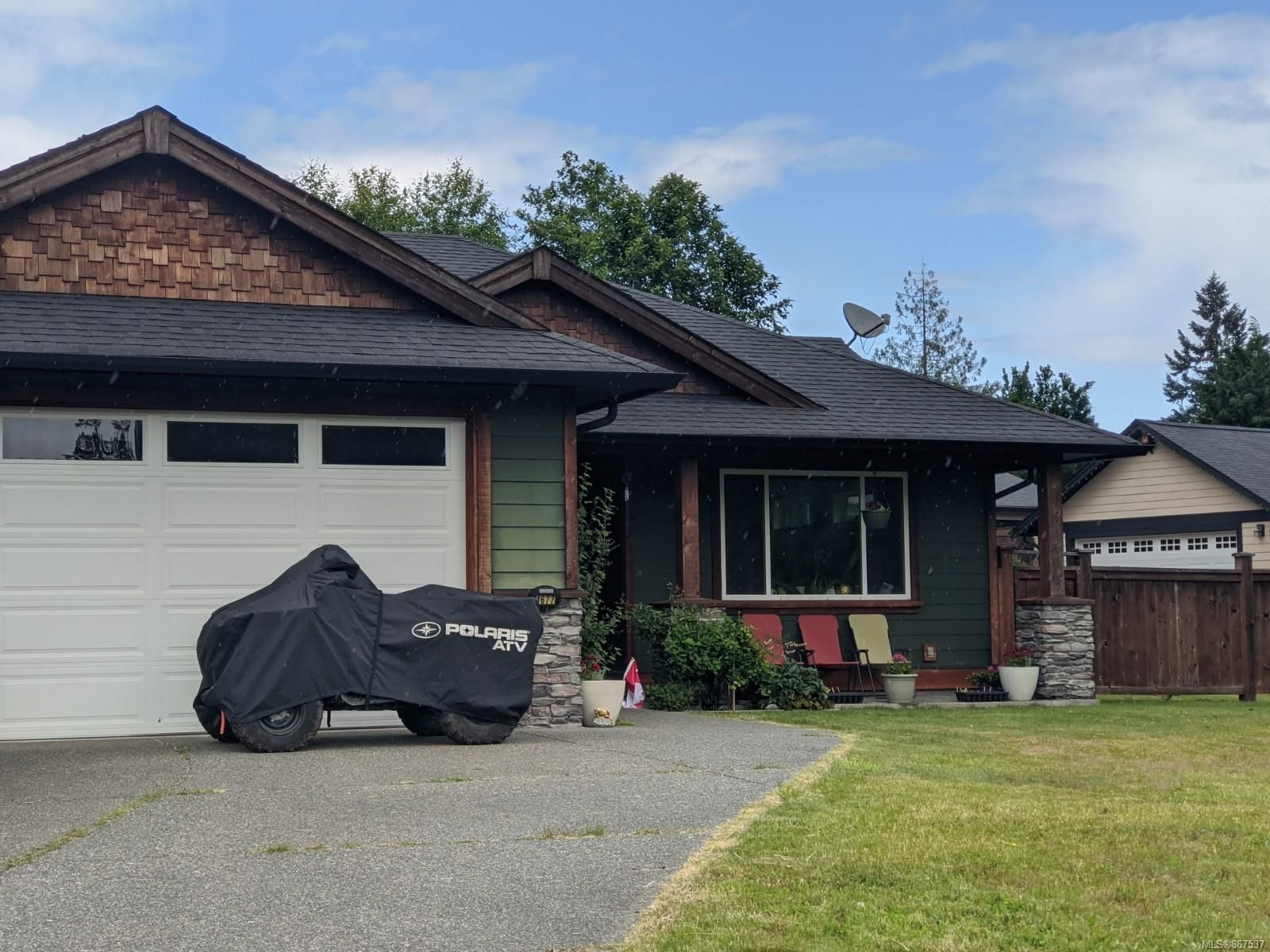 Main Photo: 1677 Elford Rd in : ML Shawnigan House for sale (Malahat & Area)  : MLS®# 867537