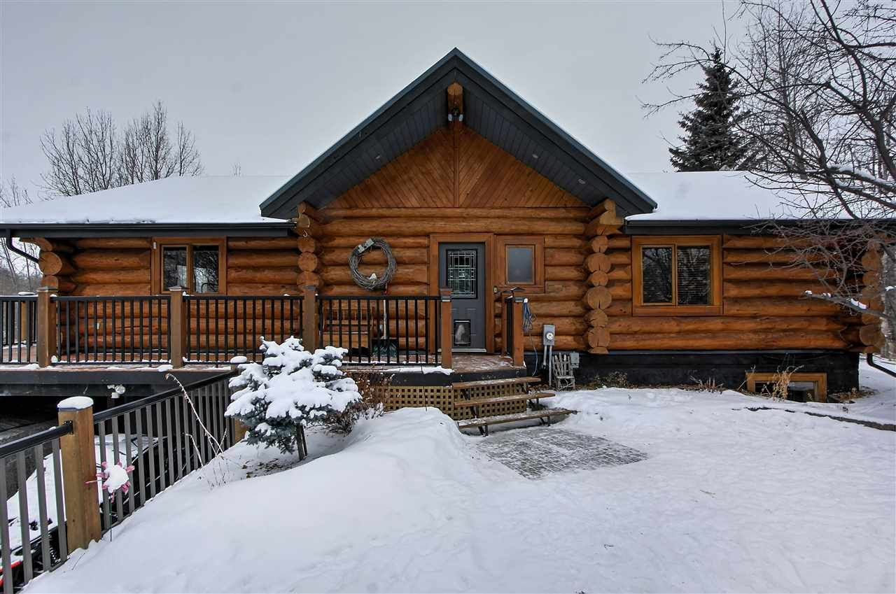 Main Photo: 39 53319 RGE RD 14: Rural Parkland County House for sale : MLS®# E4227627