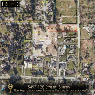 Photo 2: 5497 128 Street: Land for sale in Surrey: MLS®# R2546045