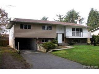 Photo 1:  in VICTORIA: SE Gordon Head House for sale (Saanich East)  : MLS®# 424806