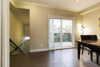 """Photo 6: 205 3788 NORFOLK Street in Burnaby: Central BN Townhouse for sale in """"Panacasa"""" (Burnaby North)  : MLS®# R2239657"""