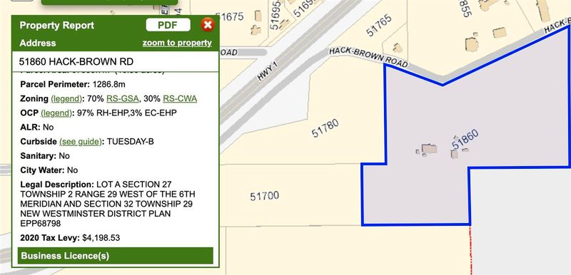 FEATURED LISTING: 51860 HACK-BROWN Road Chilliwack