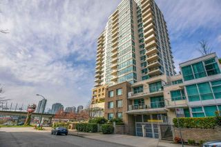 "Main Photo: 1301 125 MILROSS Avenue in Vancouver: Downtown VE Condo for sale in ""CREEKSIDE"" (Vancouver East)  : MLS®# R2560156"