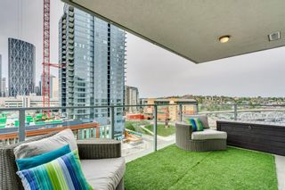 Photo 37: 901 510 6 Avenue SE in Calgary: Downtown East Village Apartment for sale : MLS®# A1027882